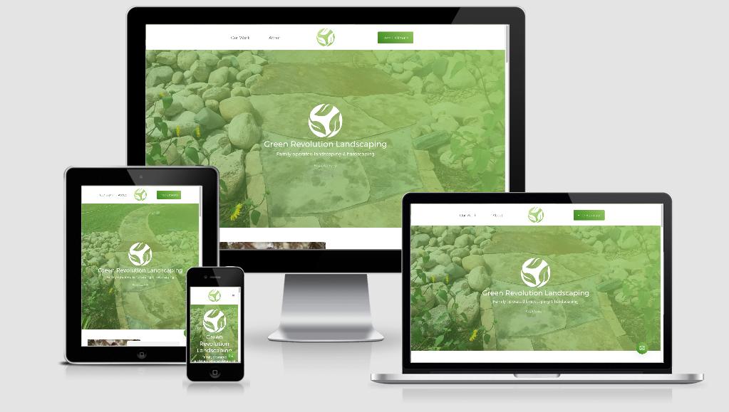 Green Revolution Landscaping